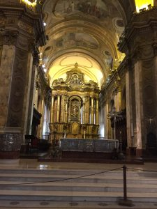 VIP TOURS BA - BUENOS AIRES CATHEDRAL