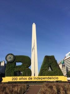 VIP TOURS BA - EXPERIENCES IN BUENOS AIRES - OBELISCO