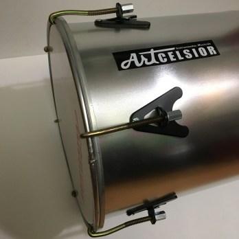 Artcelsior aluminum Repique de mão