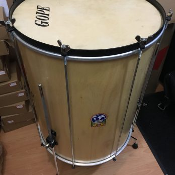 Gope 20″ Wood Surdo with legs