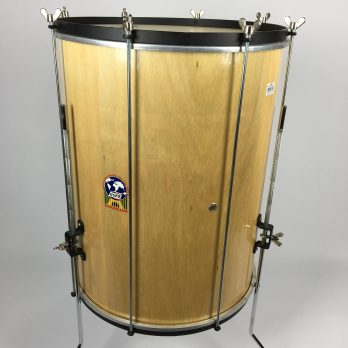 Gope 18″ Wood Surdo with legs