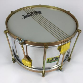 Ivsom Aluminum caixa with double strings, 12""