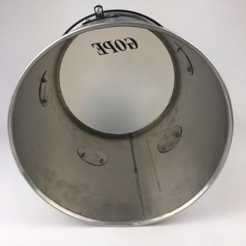 Gope Repique de mão, 10″ silver