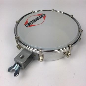 Contemporanea Aluminum Tamborim with clamp