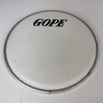 Gope White Coated Nylon Head, 6″