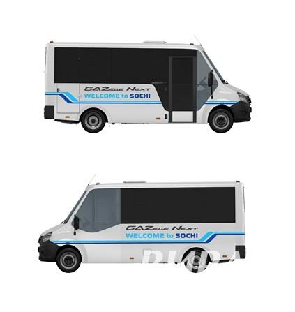 Новые модификации автобусов марки ГОЛАЗ и ЛИАЗ ...