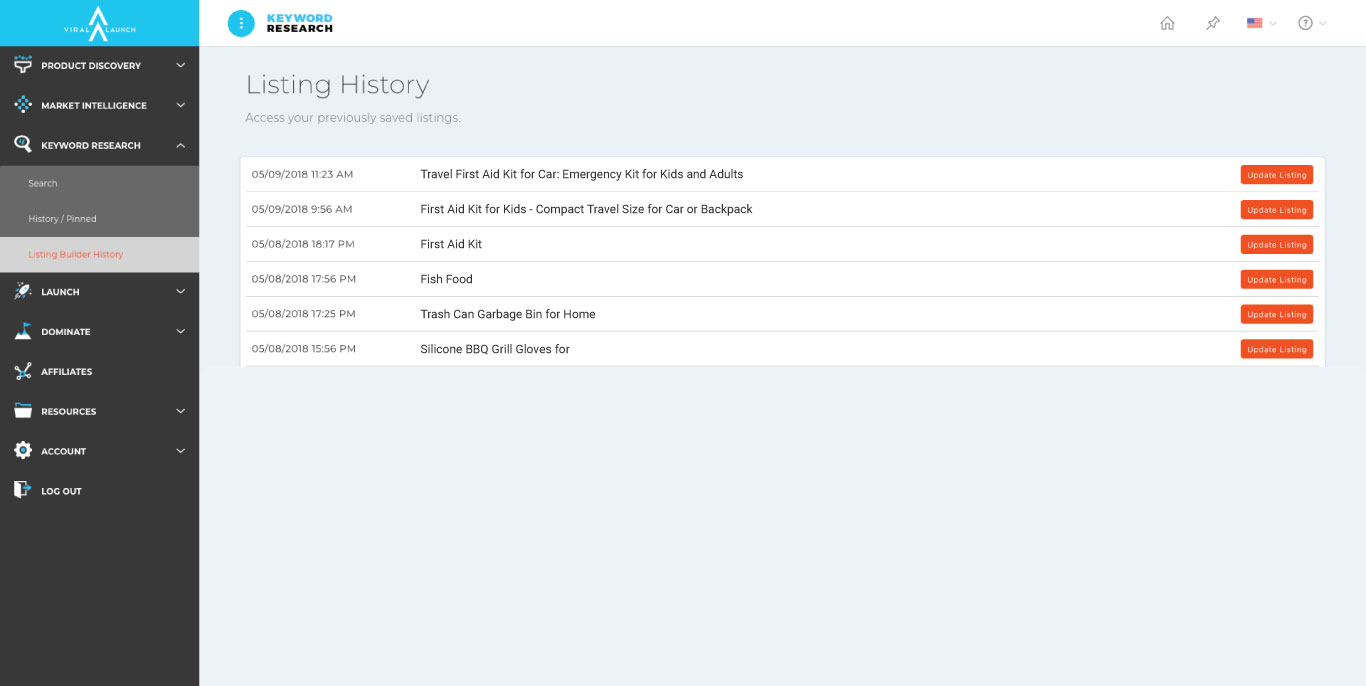 amazon listing tool amazon listing builder tool