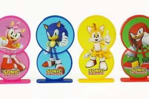Arby's will have Sonic kids meal toys
