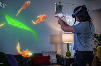 Insomniac launches Strangelets for Magic Leap One