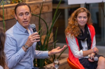 Maryanna Saenko and Steve Jurvetson of Future Ventures talk SpaceX, the Boring Company, and . . . ayahuasca – TechCrunch