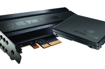 Optane 101: Memory or storage? Yes.