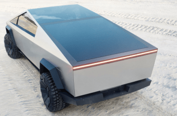 Tesla's Cybertruck will have a solar charging option, says Musk – TechCrunch