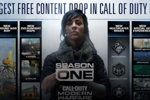 Call of Duty: Modern Warfare — Activision reveals massive Season One content drop