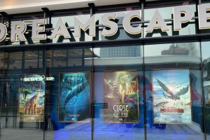 Feel Berk's frosty air in Dreamscape Immersive's Dragon VR experience