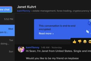 Keybase moves to stop onslaught of spammers on encrypted message platform