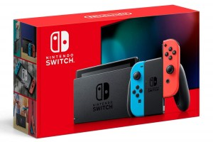 Nintendo Switch launches in China on December 10 for $300