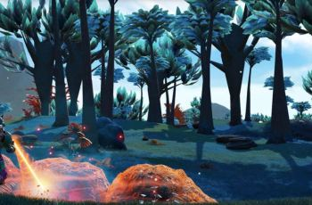 No Man's Sky Synthesis update has a bushel of VR improvements