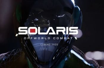 Solaris: Offworld Combat VR shooter shows off weapons, in-game AR interface
