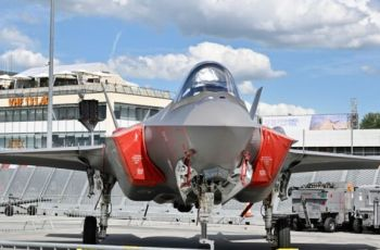 DOD tester's report: F-35 is still a lemon