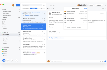 Email platform Front raises $59 million from workplace collaboration alliance