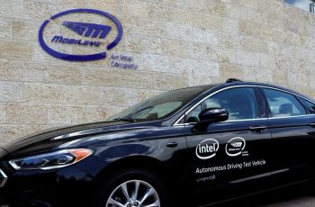 Intel's Mobileye demos autonomous car that navigates using cameras alone