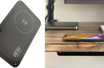 Kew Labs debuts $105 wireless phone charger you can hide under furniture