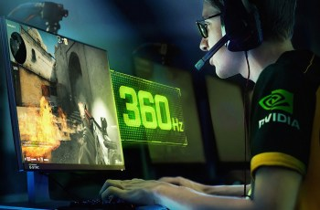 Nvidia creates crazy-fast 360Hz G-Sync display for esports