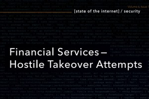 Akamai: Cybercriminals are attacking APIs at financial services firms