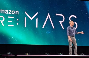 Amazon's re:MARS 2020 conference will feature Jon Favreau and Jeff Bezos