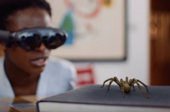 BBC Earth's Micro Kingdoms: Senses invites AR ants and spiders into your home