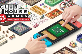 Nintendo brings back Club House Games for Switch