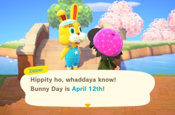 Bunny Day in Animal Crossing: New Horizons may have some problems
