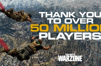 Call of Duty: Warzone has hit 50 million downloads in a month