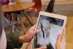Seek Education uses AR models to teach art, history, and science