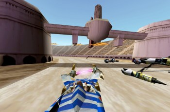 Star Wars Episode l: Racer launches for PS4 and Switch on May 12