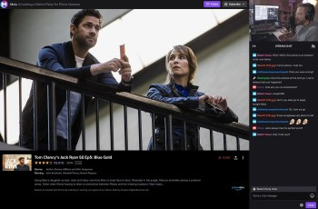 Twitch expands Watch Parties so we can view Prime movies and TV shows together remotely