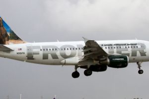 Frontier will charge up to $89 for social distancing on flights