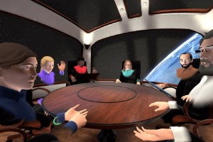 MeetinVR launches online VR meetings with 'superpowers'