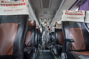 China-wuhan-bus-covid