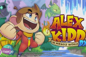 Alex Kidd in Miracle World DX revives the classic Sega character
