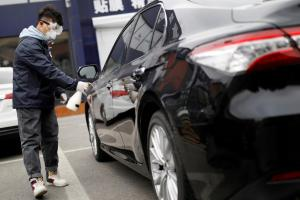 China's Didi Chuxing says ride-hailing orders are back to pre-pandemic levels