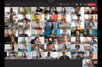 Microsoft Teams will show 49 video call participants, matching Zoom