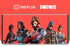 OnePlus 8 improves mobile Fortnite with support for 90fps