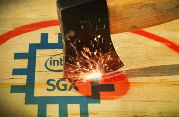 Plundering of crypto keys from ultrasecure SGX sends Intel scrambling again