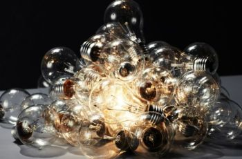 Spies can eavesdrop by watching a light bulb's variations
