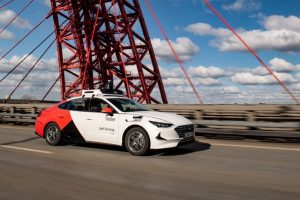 Yandex promises better side visibility perception using autonomous 2020 Hyundai Sonata