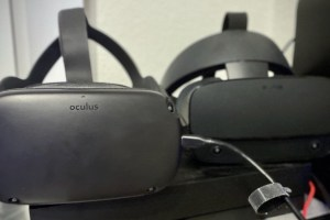 Oculus Quest dev discovers replay, passthrough features in system software