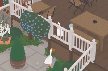 Untitled Goose Game is getting a free co-op update