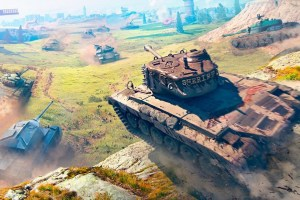 World of Tanks: Blitz arrives as crossplay free-to-play game on the Switch