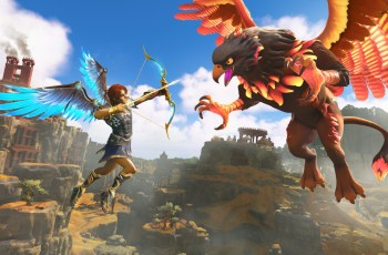 Immortals: Fenyx Rising (formerly Gods & Monsters) is Ubisoft's Zelda: Breath of the Wild